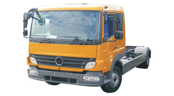 MB ATEGO VERSION 2